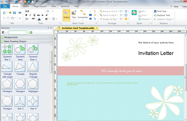 Software To Create Custom Invitation Card Designs