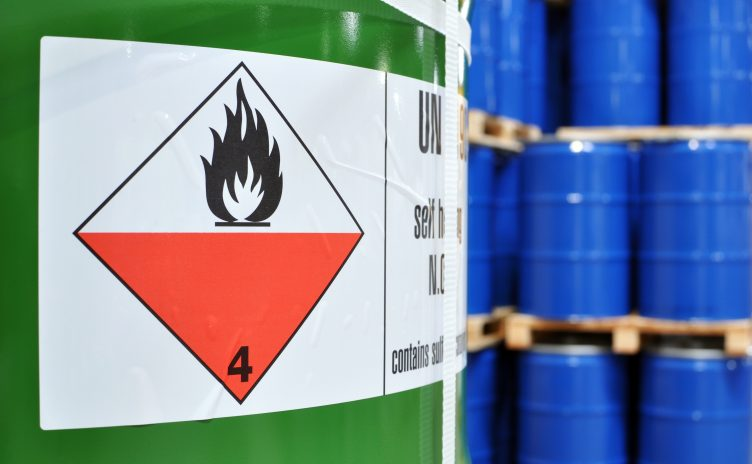 Different Dangerous Goods Classifications in Singapore
